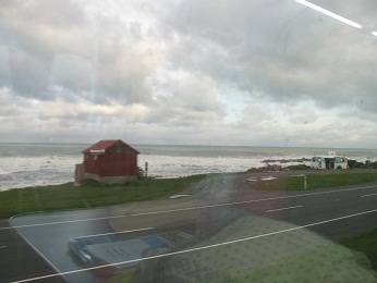 Tranz Scenic Train Journey : Picton to Christchurch