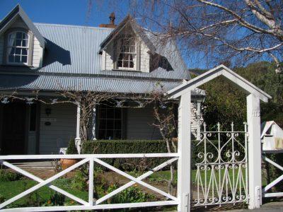 french influence in Akaroa New Zealand