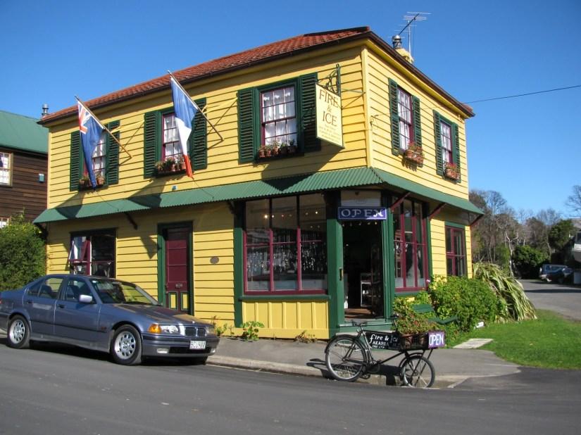 Akaroa shop