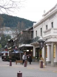 Queenstown street