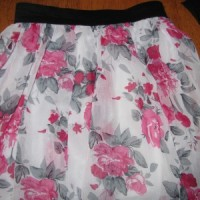 DIY Recycled Fashion Skirt