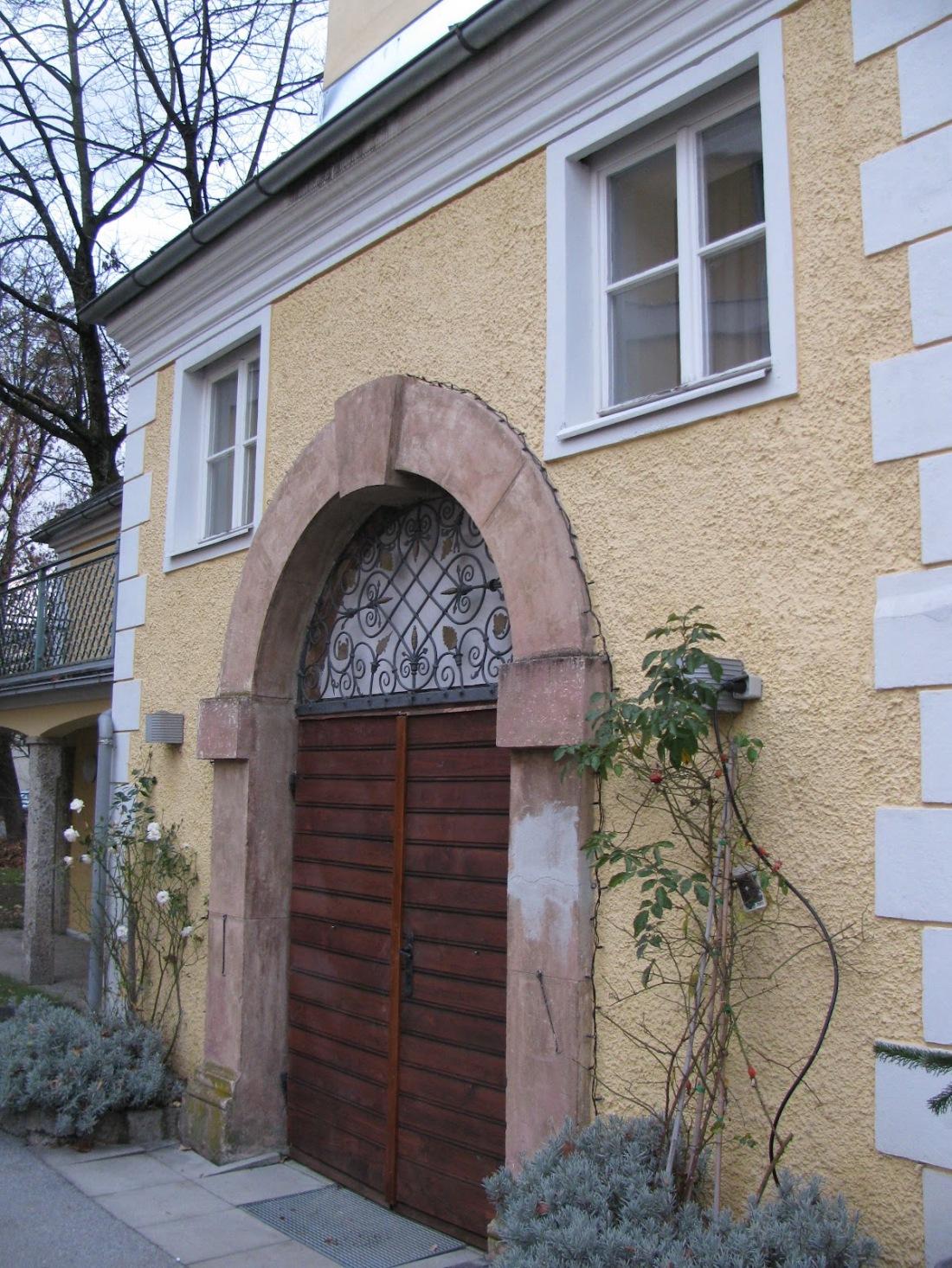 Part 7 - Munich to Salzburg Nov 29, 2011