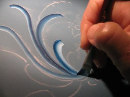 rosemaling tutorial