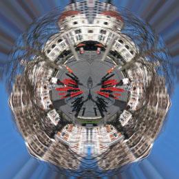 photographic distortion