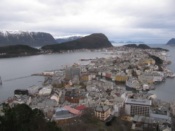 Amazing Ålesund, Norway