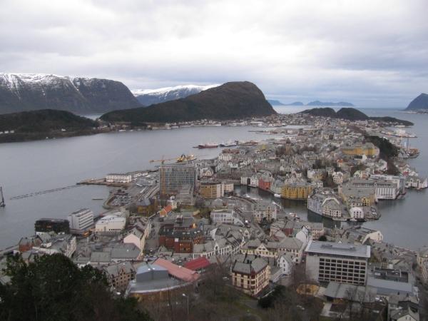 Amazing Ålesund, Norway