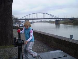 John Frostbrug, Arnhem, The Netherlands
