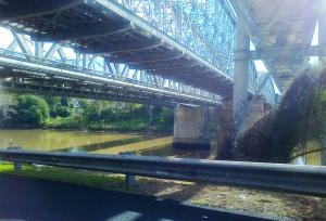 Walter Taylor Bridge, Indooroopilly, Australia