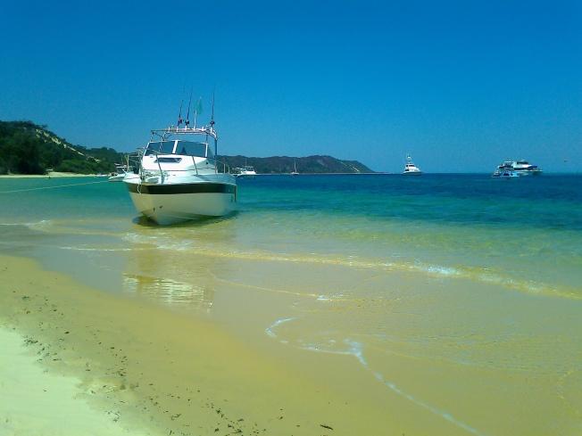 Moreton Island - Tangalooma Resort