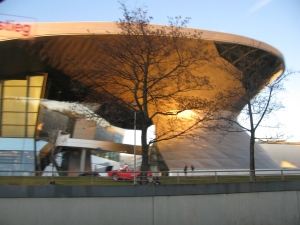 Olympic stadium 1980