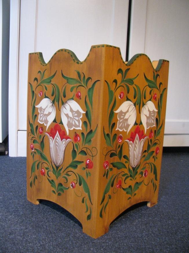 Helen Kuster pattern Storage Box
