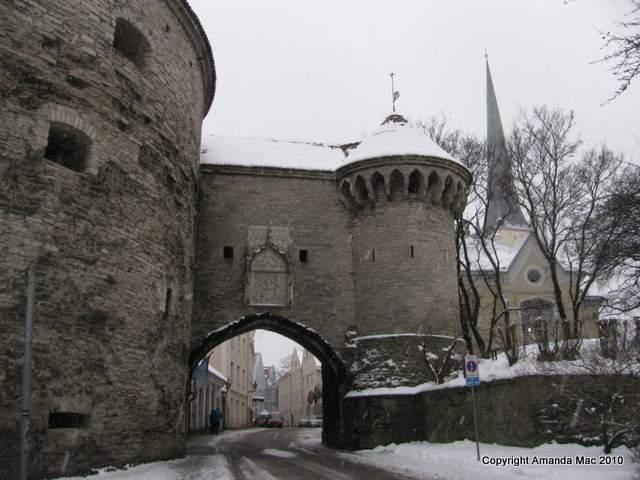 Fat Margaret Tower, Talliin
