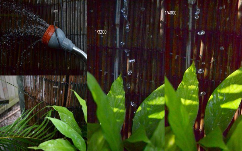 shutter speed photography