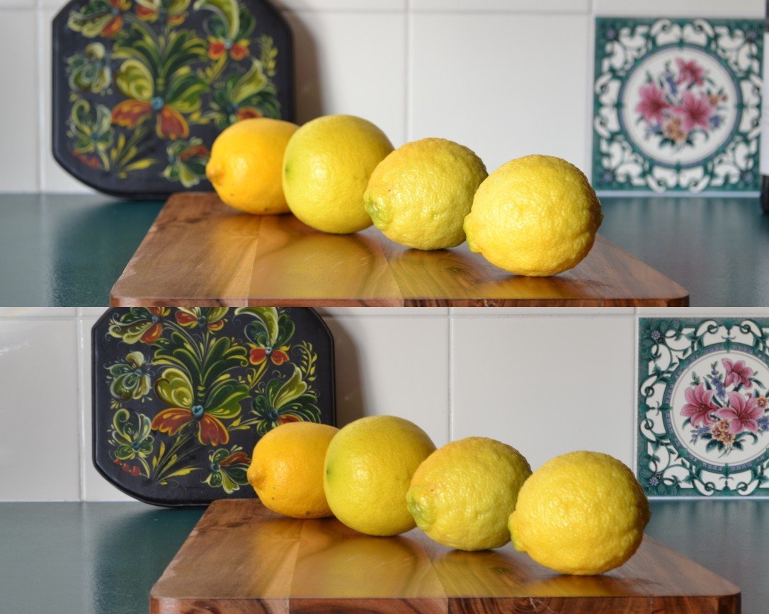 lemons photography