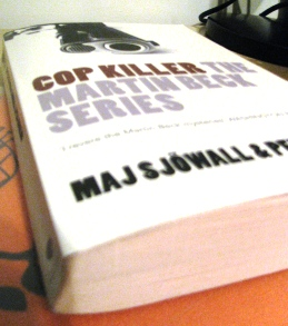 Book - The cop killer