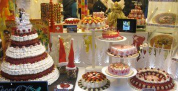 Swiss cakes