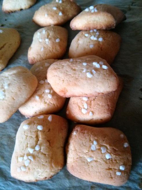 Pebernødder biscuits