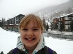 Joy in Zermatt