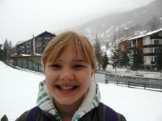 Joy in Zermatt