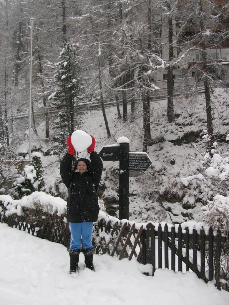 Snowball Zermatt