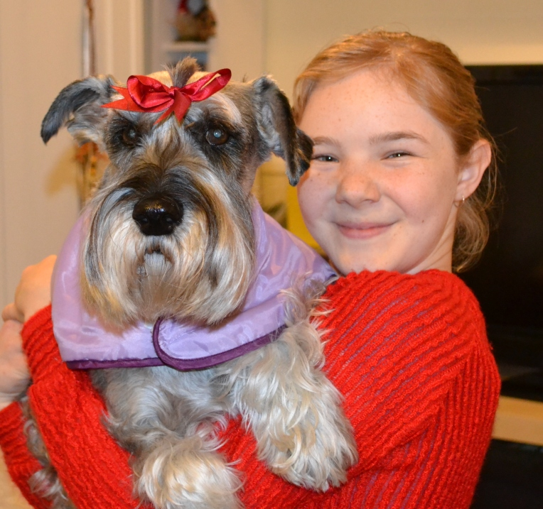 Michelle's Weekly Pet Challenge; week (23) Valentines Edition