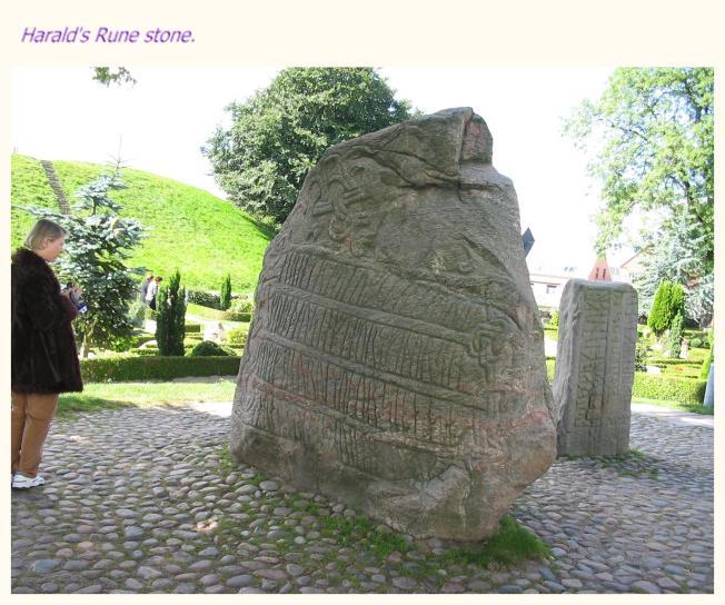 Jelling Rune Stone