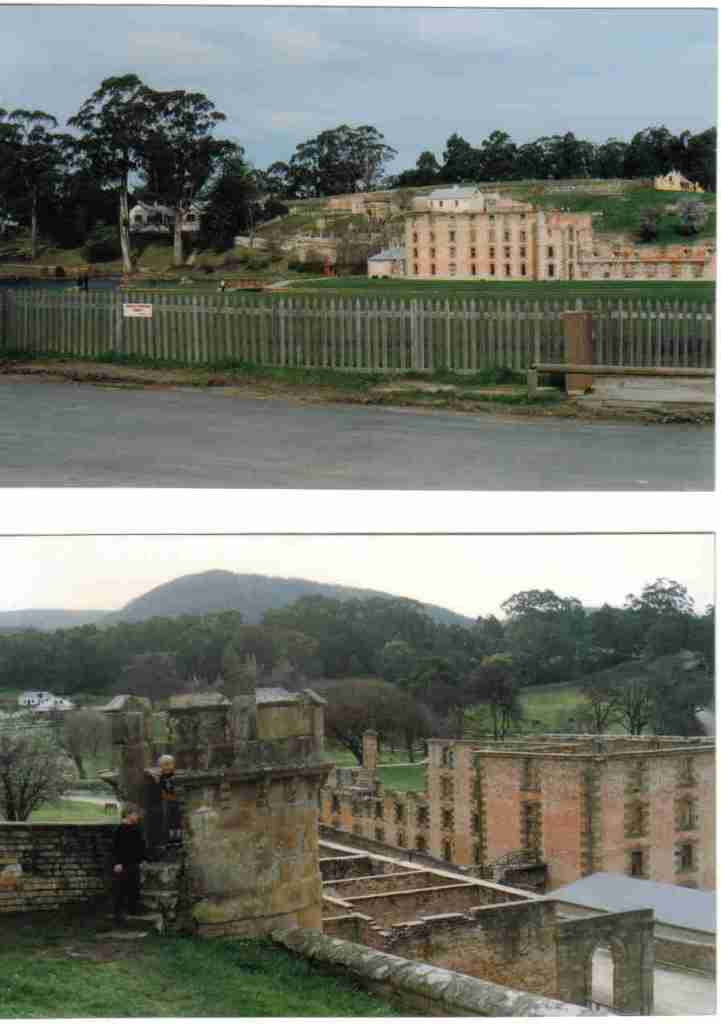tasmania prison
