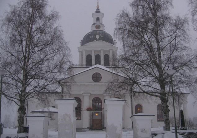 Skellefteå Domkirke