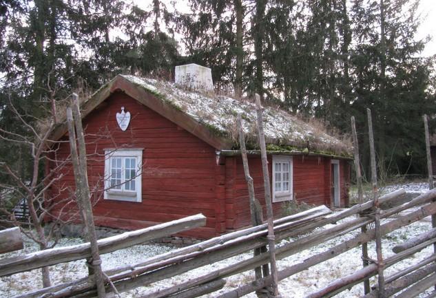 sverige museet i vinter