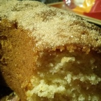 Ten Minute Orange Cake Recipe