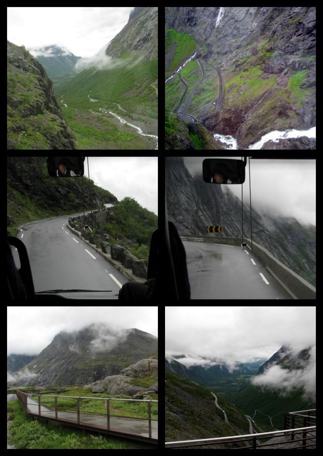 Trollstigen Collage