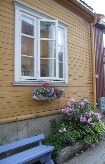 windows in Trondheim