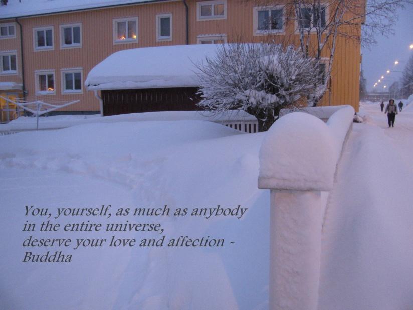 Snow m-quote