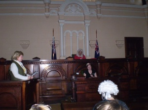 Ned Kelly Mock Trial