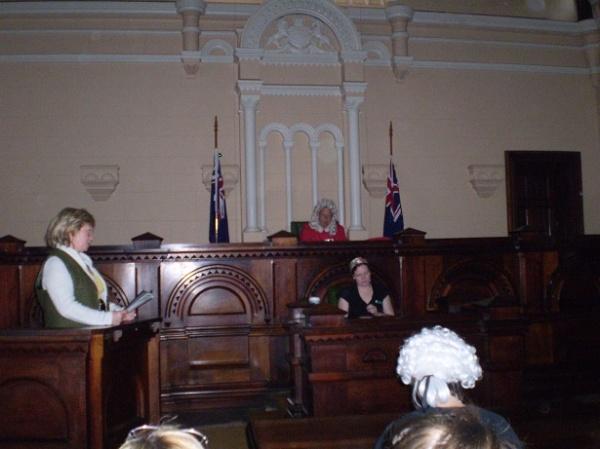 Ned Kelly Mock Trial