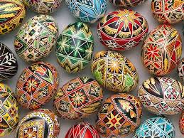 Folk art - Czech egg