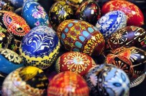 Kraslice eggs from httpforeignholidays.net