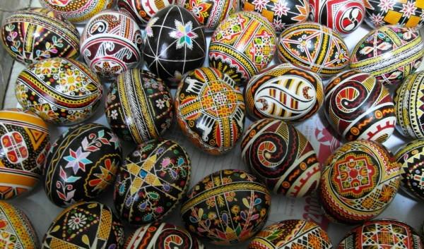 ukrainian museum eggs
