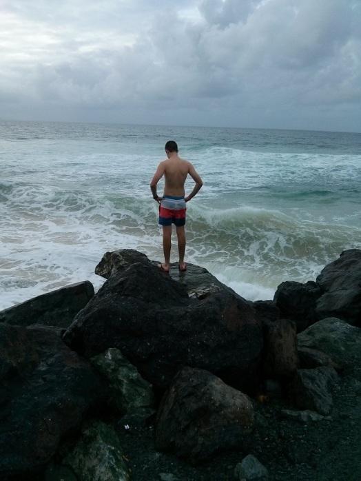 cliff boy