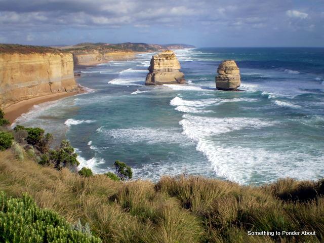 Gog and Magog, Great Ocean Road, Australia