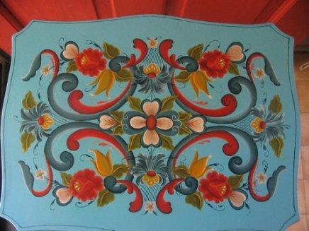 gary albrecht table-1