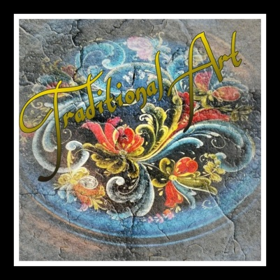 Rosemaling traditional art