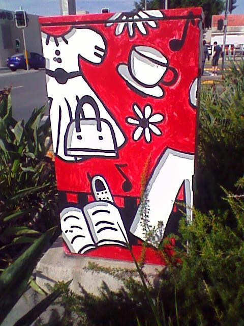 shopping art