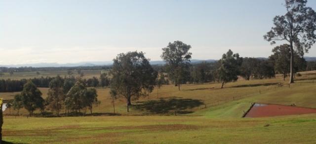 The beautiful Hunter Valley NSW, Australia