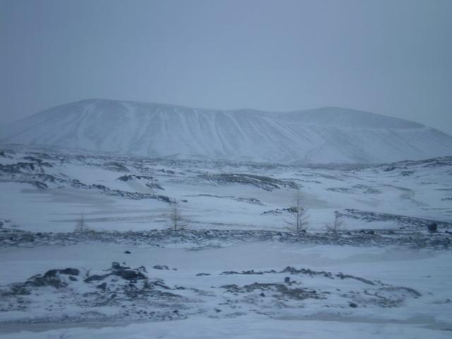 Iceland Hekla