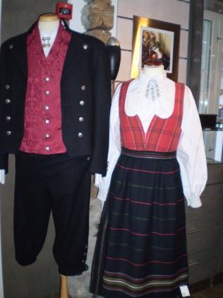 Bunad - Folk costumes