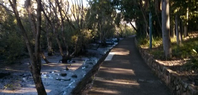 deception bay path