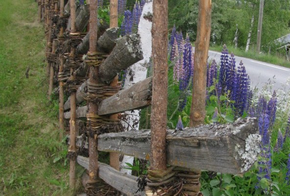 fence in norway