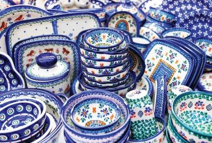 Tradycyjna-polska-ceramika-z-Boleslawca