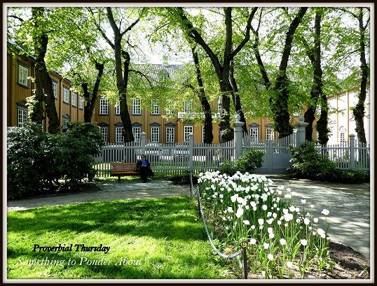trondheim manor garden
